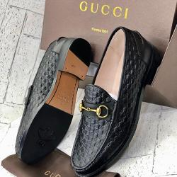 GUCCI HIGH LUXURY MEN'S SHOES( AVAILABLE IN ALL SIZES) 286