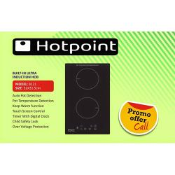 HOTPOINT BUILT IN - ULTRA INDUCTION HOB |8121|