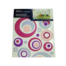 Le Decor 3D Circle Wall Stickers