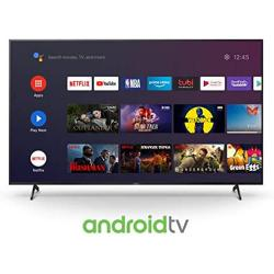 Sony 55 Inch X80H|4K Ultra HD|Smart TV (Android TV) X8000H Series