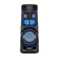 Sony MHC-V83D High Power Party Speaker with Bluetooth Technology (Karaoke,Gesture Control, Party Light, Taiko) - Black