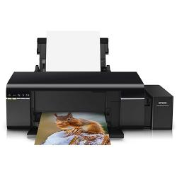 Epson L805 Single-Function Wireless Ink Tank Colour Photo Printer (LC)