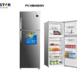 Double Door Inverter Fridge - PV-HM456INV
