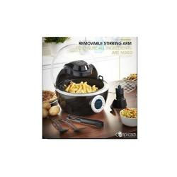 Ambiano Low Fat Digital Air Fryer With Grill, 3 Litres - 1230W
