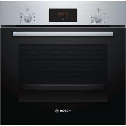 BOSCH Serie|HBF113BS0B| 2 Built-in oven, 60 x 60cm, Stainless steel