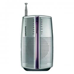 Grundig City 31 Portable Radio – Chrome