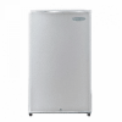 HAIER THERMOCOOL REFRIGERATOR 1 DOOR HR - 142MBS SILVER