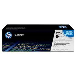 HP 125A Black Original LaserJet Toner Cartridge (DW)