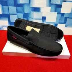 CLARKS FANCY MEN'S CASUAL SHOE |BLACK(AVAILABLE IN ALL SIZES) 235 HI