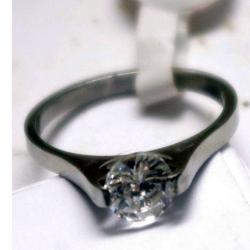 Queen Crown Engagement Ring