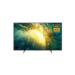"Sony X75H 65"" HDR 4K UHD Smart Android LED TV (KD-65X7500H)