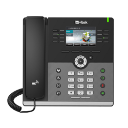 Htek UC924E Gigabit Color IP Phone + WiFi & Bluetooth - deluxe.com.ng