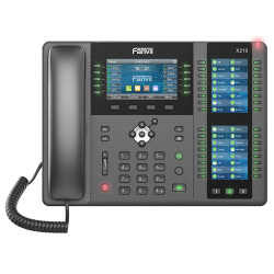 Fanvil X210 Enterprise IP-Phone with Colour Screens & 106 DSS Keys - deluxe.com.ng
